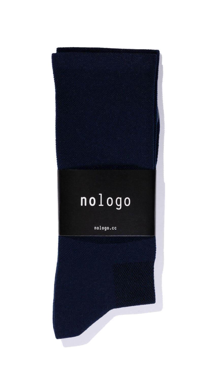dark blue cycling socks
