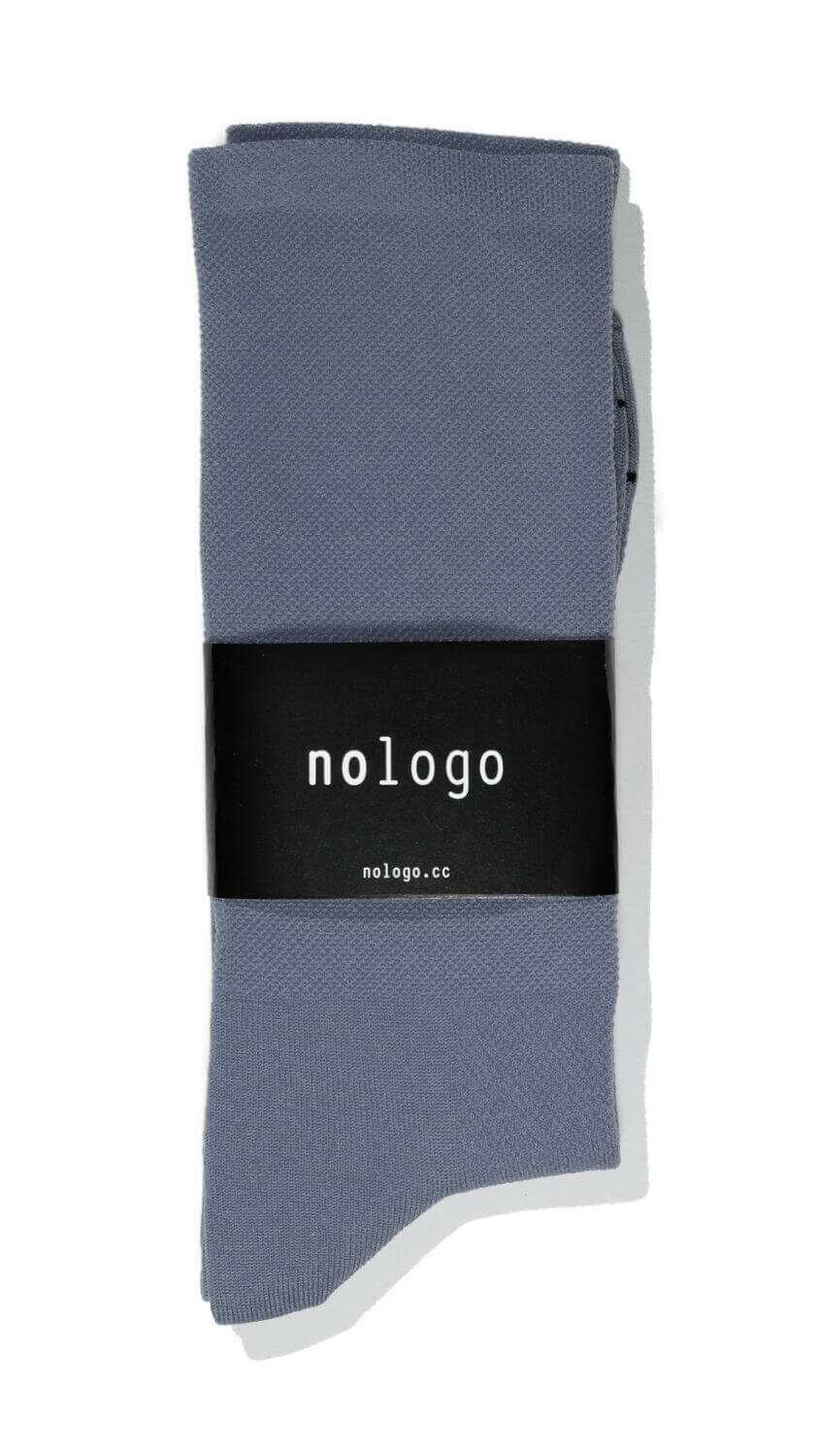 premium nologo slate gray cycling socks product photo